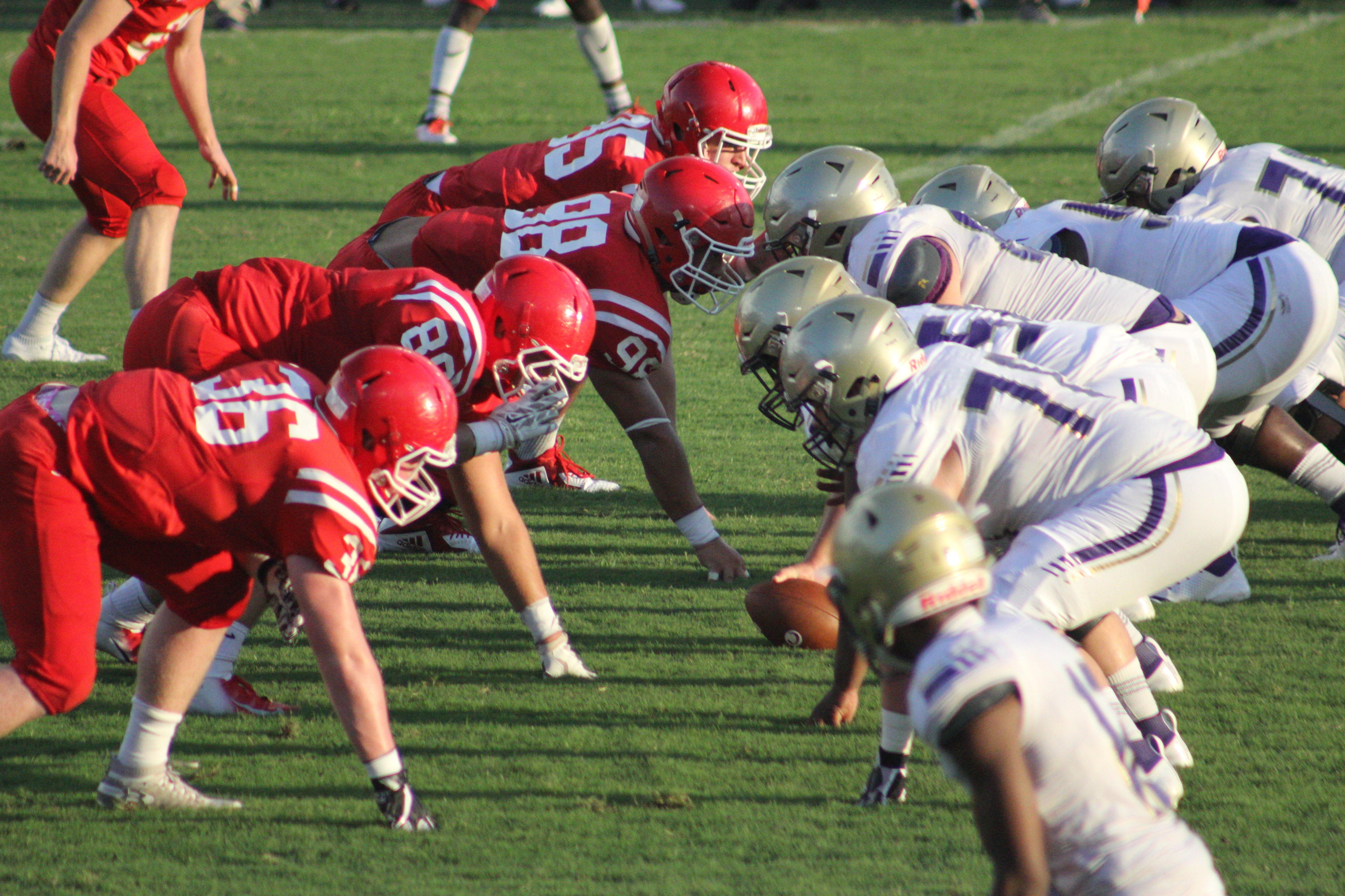 Dalton Football Dominates Northwest