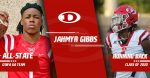 Jahmyr Gibbs Honored by GSWA