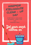 Harmon Field Clean Up Day – April 17th!!!