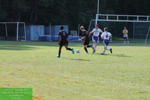 Boys JV-Varsity Soccer vs Chopticon 9/6/2016
