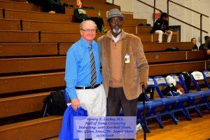 Hall of Fame 2016 Ceremony inducting 1986 Football Team, Glenn Jones, Dr. James Short