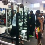 Football Weight Training for 8th Graders Starts April 25th