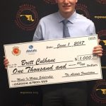 Brett Culhane – MPSSAA Mind in Motion Winner