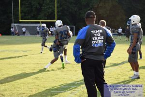 Varsity Football Warm-up pictures – 9/8/2017