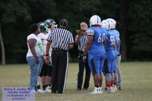 Varsity Football vs Patuxent – 9/28/2017