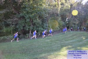 Boys and Girls Varsity Cross-Country Tri-Meet – 10/4/2017