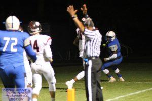 Varsity Football vs Chopticon – 10/13/2017