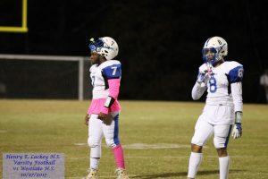 Varsity Football vs Westlake – 10/27/2017