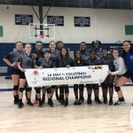 Volleyball Wins Regionals