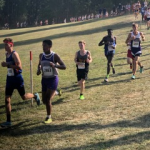 Bull Run Cross Country meet