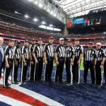 ANOTHER SUPER BOWL ALUM!! Dan Ferrell ('74) Serves as Umpire in Super Bowl LI !!