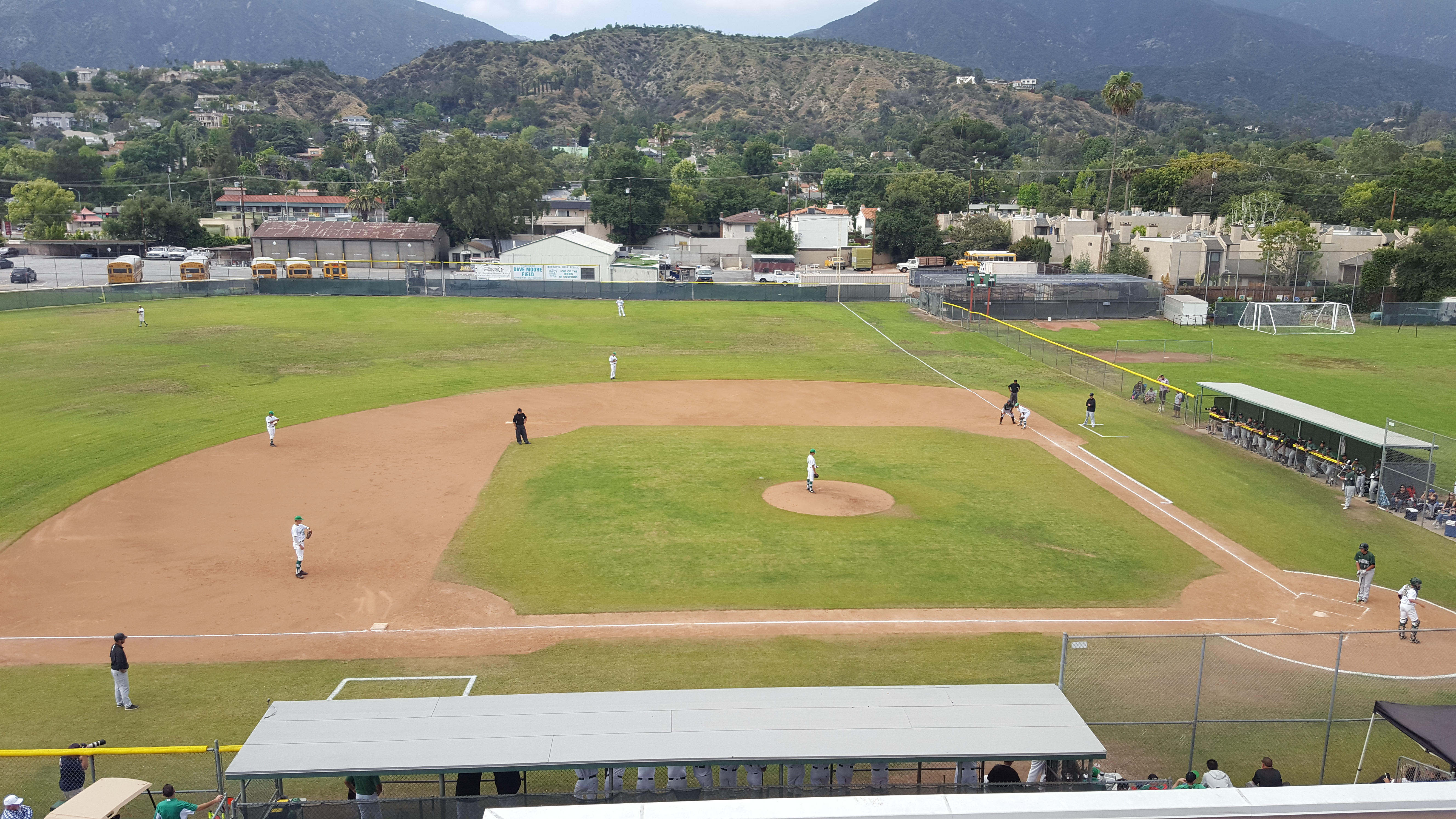 Varsity Baseball: VICTORY in CIF-SS 1st Round Playoff!!