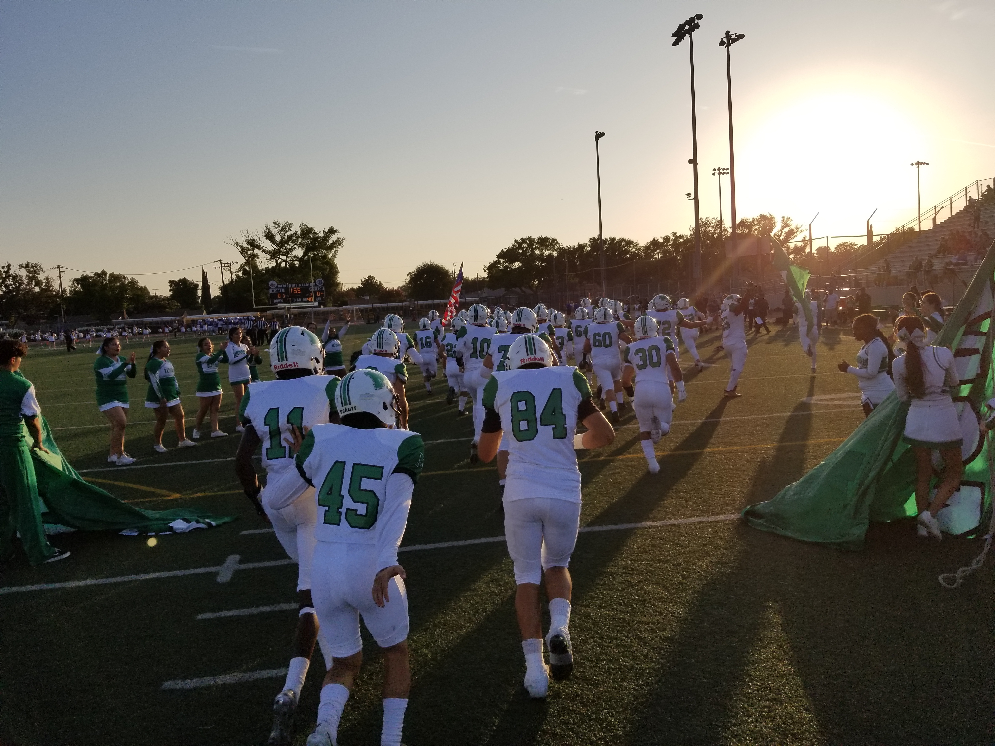 FOOTBALL FRIDAY vs. Valley Christian: Tickets May Now Be Purchased ONLINE!! Click for Info!