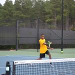 Boys Varsity Tennis beats White Knoll 6 – 0