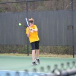 Boys Varsity Tennis beats Spring Valley 5 – 1