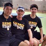 Boys Varsity Tennis beats Dutch Fork 4 – 3