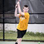 Boys Varsity Tennis falls to River Bluff 4 – 2
