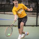Boys Varsity Tennis falls to Dutch Fork 4 – 2