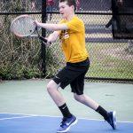 Boys Varsity Tennis falls to Summerville 4 – 1