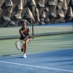 Irmo Girls Tennis Loses Match at Lexington
