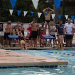 Irmo Swim Boys beat White Knoll