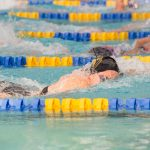 Irmo Girls Swim lose to AC Flora
