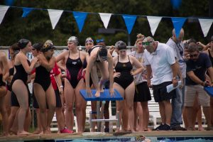 Irmo Girls Swimming vs. AC Flora & White Knoll