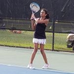 Irmo Girls Tennis Wins Match at Airport