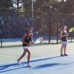 Girls Varsity Tennis falls to Dutch Fork 6 – 0