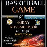 IRMO takes on Lexington at Lexington High School