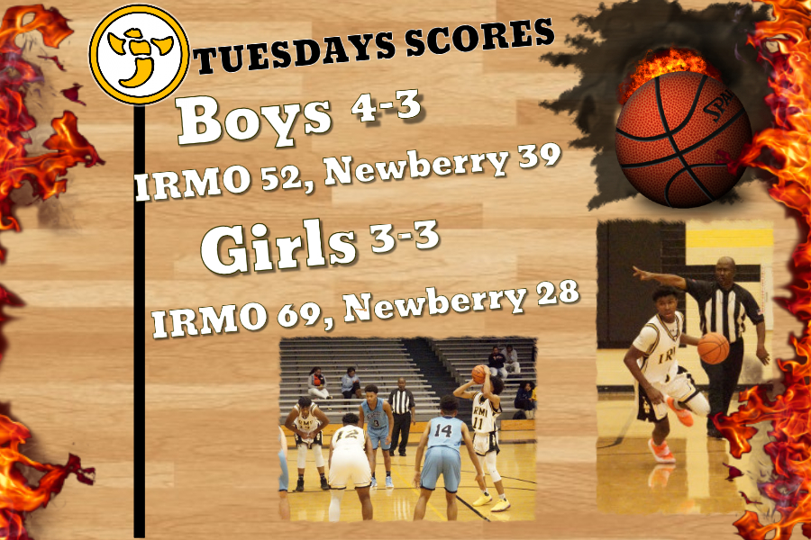 Irmo Boys and Girls Blow past Newberry