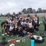 Girls Varsity Lacrosse beats Beaufort 13 – 9