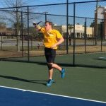 Boys Varsity Tennis beats Blythewood 4 – 2