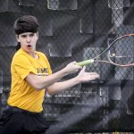 Boys Varsity Tennis beats Sumter 6 – 0