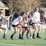 JV Girls Lacrosse survive against Blythewood 6-4