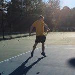 Boys Varsity Tennis falls to Lugoff-Elgin 4 – 3