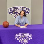 Madison Dopico signs with Columbia College