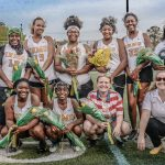 Lady Girls Lacrosse Celebrate Seniors on Senior Night this Past Thursday.