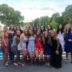 Girls Soccer ends season with banquet at Yacht Cove