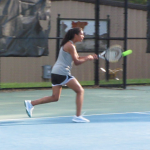 Irmo Girls Tennis Loses Close Match to Sumter