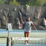 Girls Varsity Tennis falls to Spring Valley 6 – 0