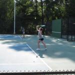 Girls Varsity Tennis falls to Spring Valley 6 – 0