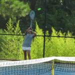 Girls Varsity Tennis falls to Brookland-Cayce 5 – 1