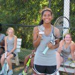 Surya Swaminathan – week 4 – Irmo Tennis Player of the Week