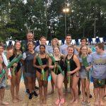Senior Night for Irmo Swimming!