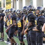 Yellow Jackets C-Team keeps the ball rolling……