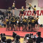 Congratulations to the JV Cheer team 1st place and Varsity finished 2nd.