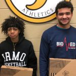 Jayla Lovett and Alec Bowie are Cici's Student Athlete's of the Month!