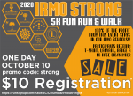 Exciting news…. Irmo Strong Virtual 5k is up and running