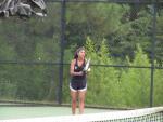 Girls Varsity Tennis falls to AC Flora 6 – 0